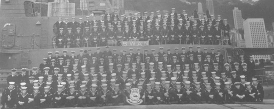 Ships Company 1974-75.
