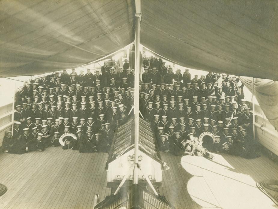 Tingira Boys c.1914