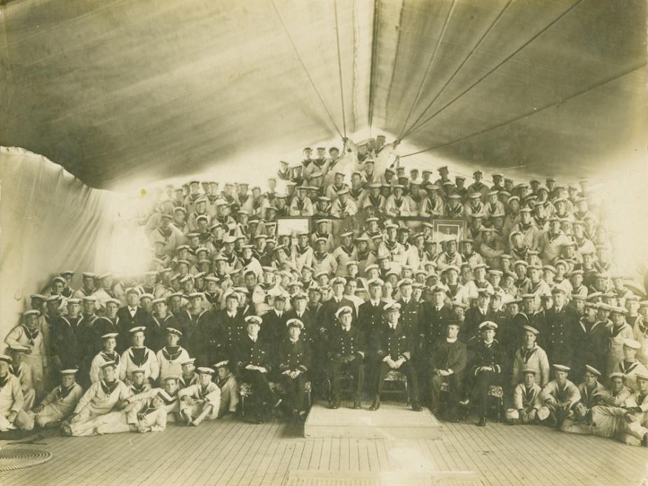 Tingira Boys c.1918
