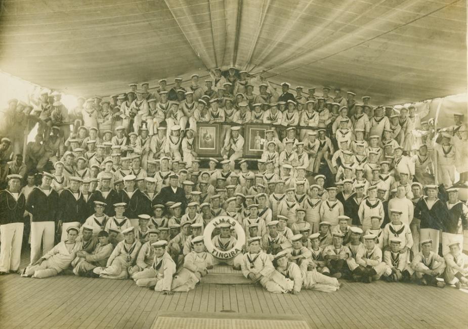 Tingira Boys c.1920