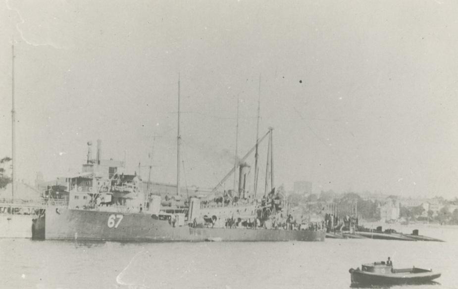 HMAS Torrens