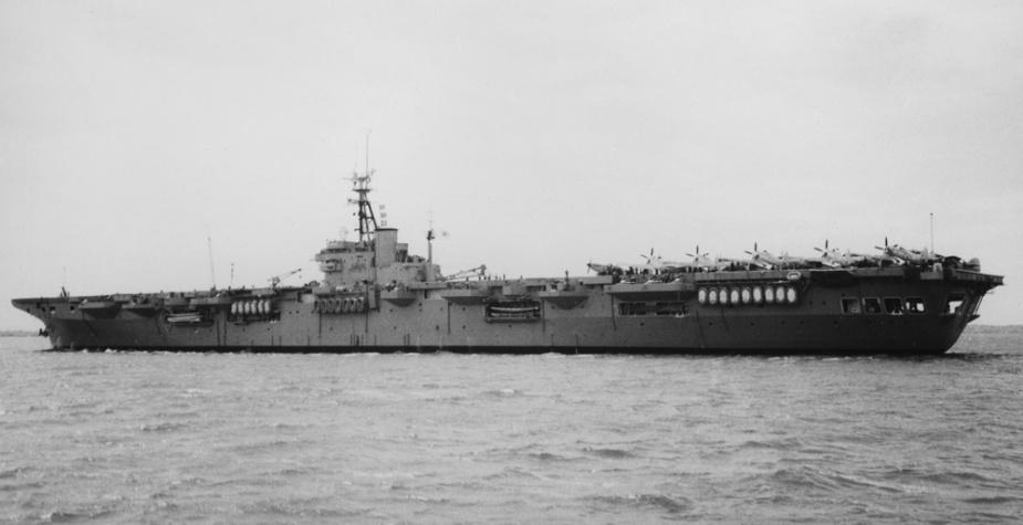 HMAS Vengeance