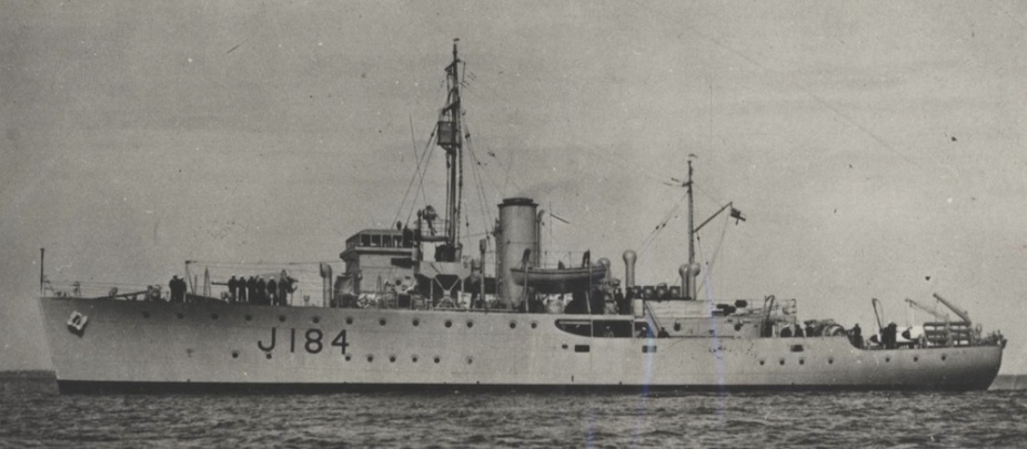 HMAS Ballarat steamed over 130,000 miles during her 5 year commission.