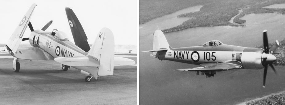Hawker Sea Fury Mark 11