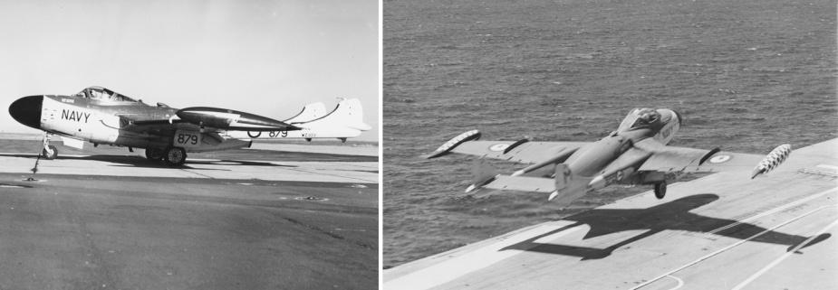 De Havilland Sea Venom F.A.W. MK 53