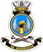 725 Squadron badge