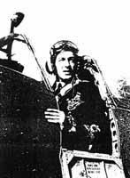 Lieutenant Keith Clarkson