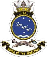 723 Squadron Badge