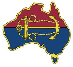 Chief of Navy Australia Badge