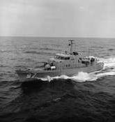 HMAS Barbette.