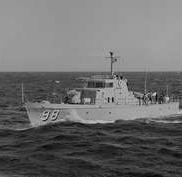 HMAS Barricade.