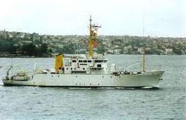 HMAS Flinders.