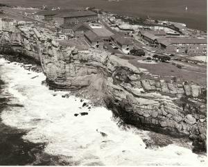 HMAS Watson in January 1972.