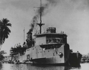 HMAS Ping Wo.