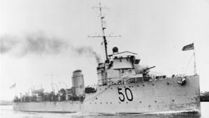 HMAS Huon