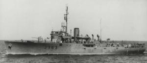 HMAS Strahan