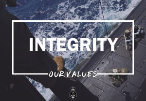 Our Values: Integrity