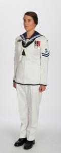Summer ceremonial uniform (S1/2)