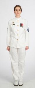 S1/2 Warrant Officer and Senior Sailor F
