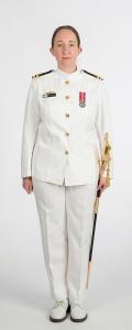 Summer uniform with sword (S1)