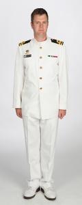 Less formal summer uniform (S3)
