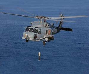 Sikorsky MH-60R Seahawk.