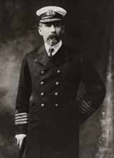 Captain WR Creswell, CMG, CNF (National Library 24231804 & RAN)