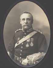 Colonel the Hon. JFG Foxton, CMG (National Library 24231804 & RAN).