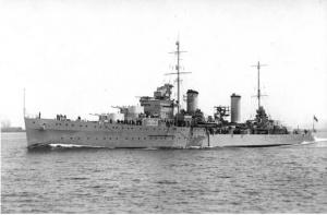 HMAS Sydney (II) pride of the Australian fleet (RAN)