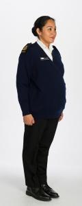 Winter maternity uniform (W11)