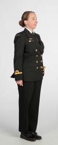 Winter uniform without sword (W2)