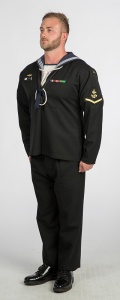 Winter ceremonial uniform (W3)