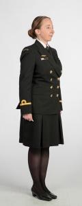 Less formal winter uniform (W3)