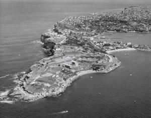 HMAS Watson circa 1967.