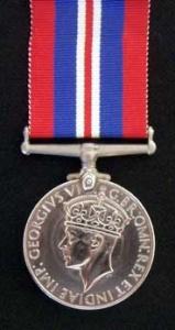 War medal 1939-45.