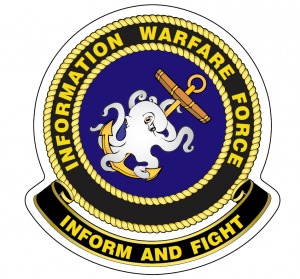 Information Warfare Force badge