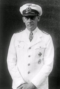 Kapitän zur See Theodor Anton Detmers.