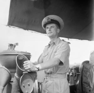 Captain CAG Nichols.
