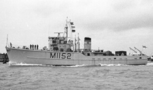 HMAS Teal departs the UK bound for Australia.