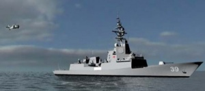 The RAN's new surface combatants are variously referred to as AWDs, Hobart class destroyers and MFUs, but the most accurate designation is DDGH. (AWD Alliance)