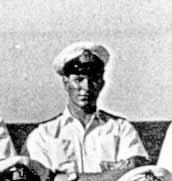 Sub Lieutenant John McClinton.