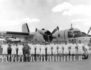 851 Squadron circa 1968.