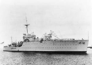 HMAS Albatross (I)