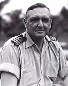 CMDR Robert Pearson.