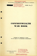 Commonwealth War Book (1956)
