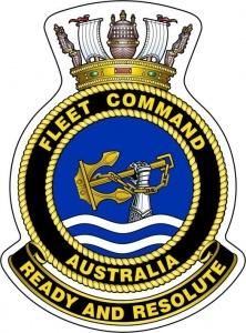 Fleet Command badge