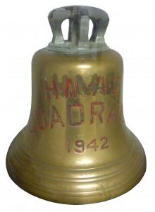 HMAS Quadrant's Ships Bell
