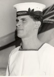 Voyager survivor ABRP CA Halliwell.