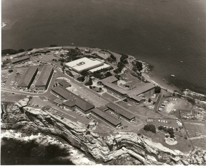 HMAS Watson in January 1978.