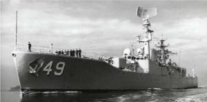 HMAS Derwent